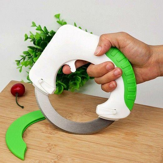 Круглый кухонный нож Circular Knife Bolo