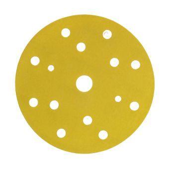 Круг абразивный 3M P80, 15 отверстий