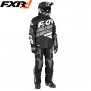Комбинезон FXR Boost Lite Dri Link раздельный - Black/Charcoal мод. 2019г.