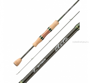 Спиннинг Zetrix Arte ATS-642SUL 193 см / тест 0,5 - 4 гр