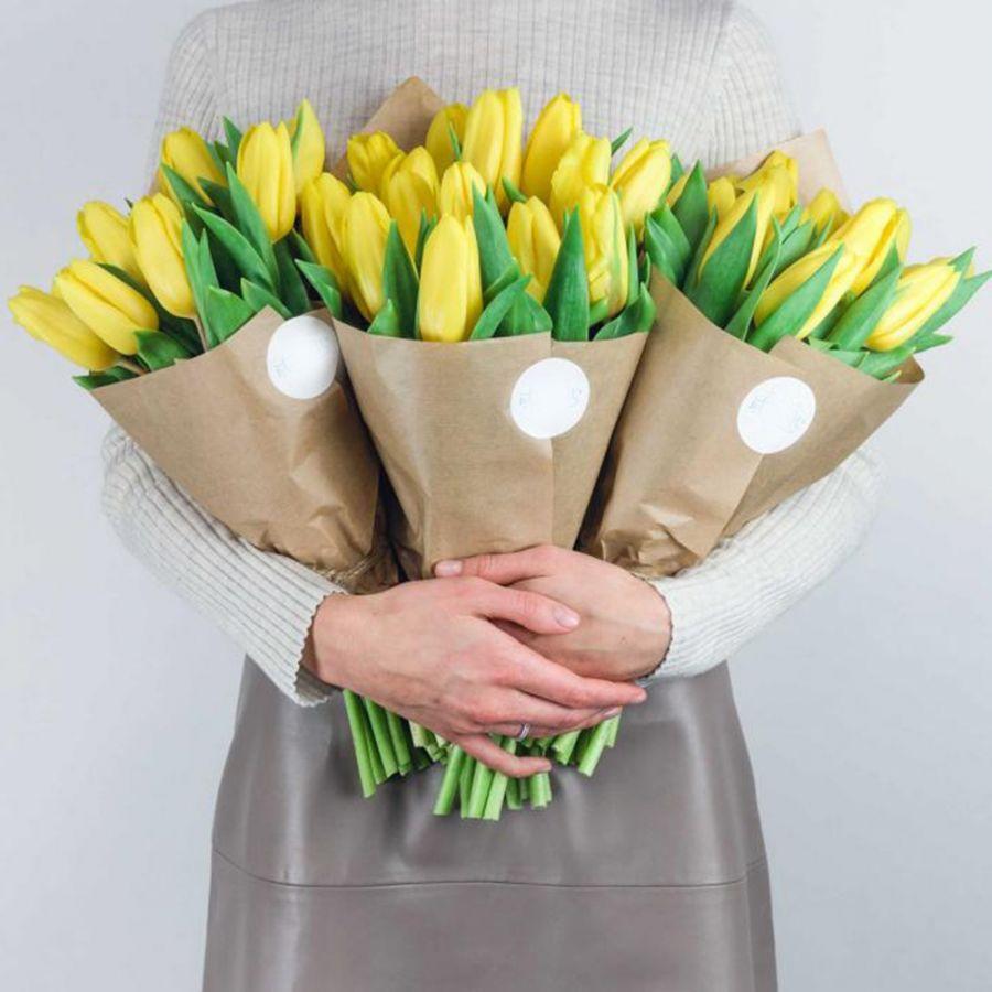 КП 15 тюльпанов