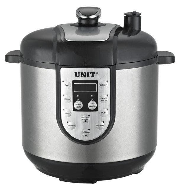Мультиварка (скороварка) UNIT USP-1200S