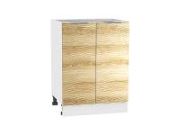 Шкаф нижний с 2-мя дверцами Терра Н600W в цвете Ель карпатская