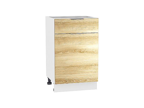 Шкаф нижний Терра Н501W (Ель карпатская)