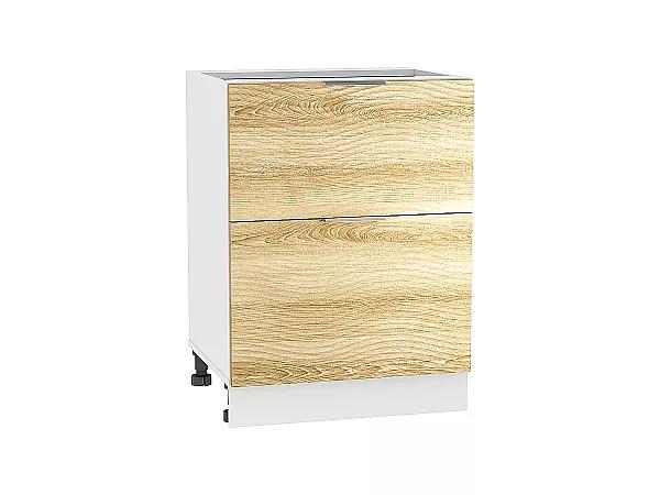 Шкаф нижний Терра Н602W (Ель карпатская)