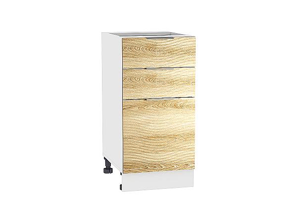 Шкаф нижний Терра Н403W (Ель карпатская)