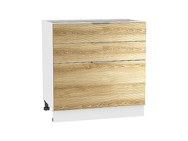 Шкаф нижний Терра Н803W (Ель карпатская)