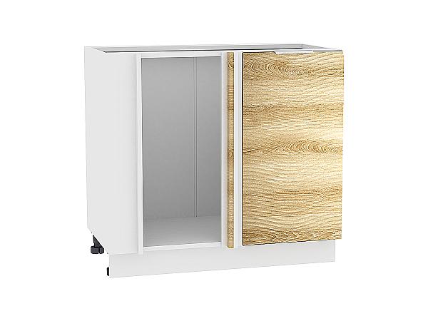 Шкаф нижний угловой Терра НУ990W (Ель карпатская)