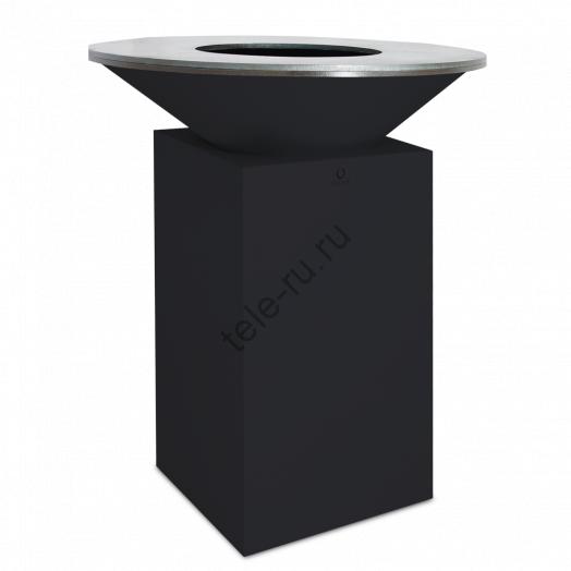 Гриль OFYR Classic 85-100 черный  диаметром 85 см без поленницы