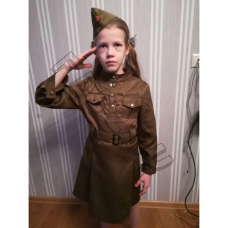 Платье для девочки ВОВ КС344