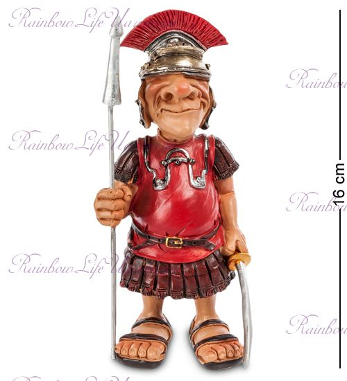 "Фигурка рыцарь римлянин с копьем ""W.Stratford"""