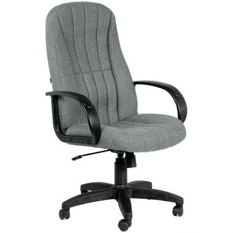 Кресло руководителя Chairman 685 PL, ткань серая, механизм качания