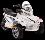 Детский электромобиль (2020) TR1408 6V) Белый