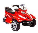 Детский электромобиль (2020) TR1408 6V) Красный