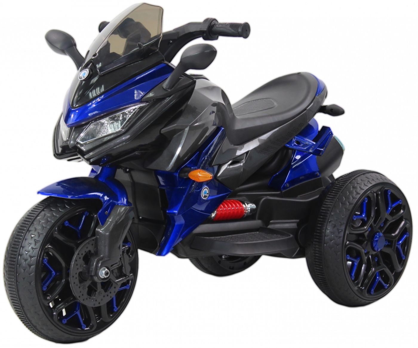 Детский электромобиль (2020) DLS5188 (12V) Синий