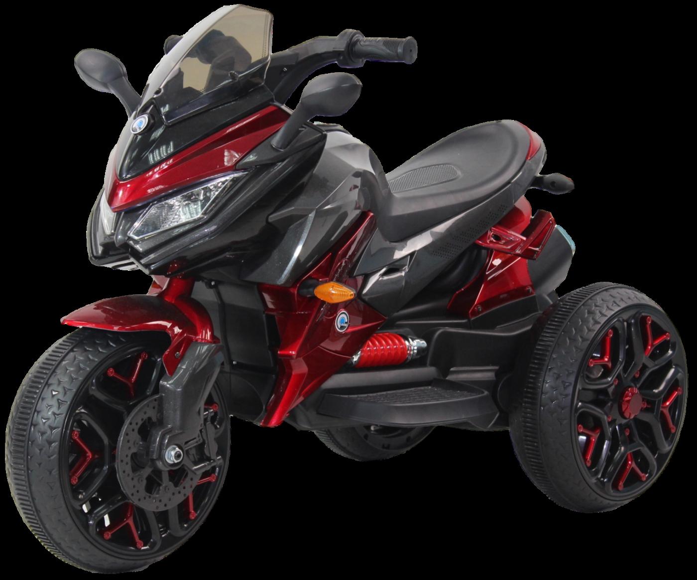 Детский электромобиль (2020) DLS5188 (12V) Красный