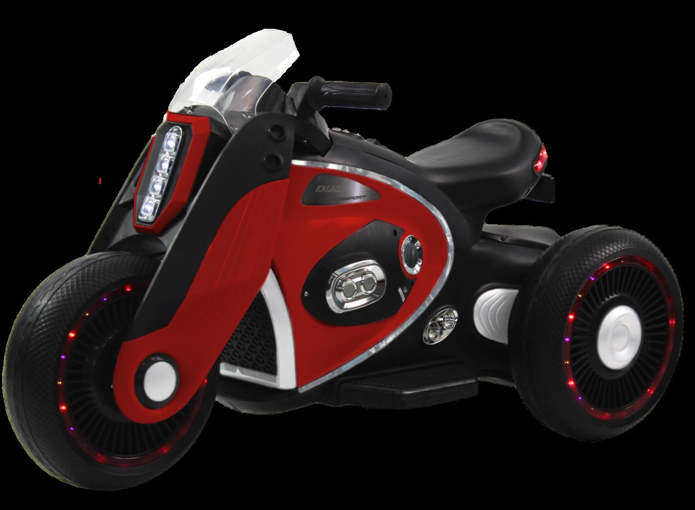 Детский электромобиль (2020) DLS05 (6V) Красный