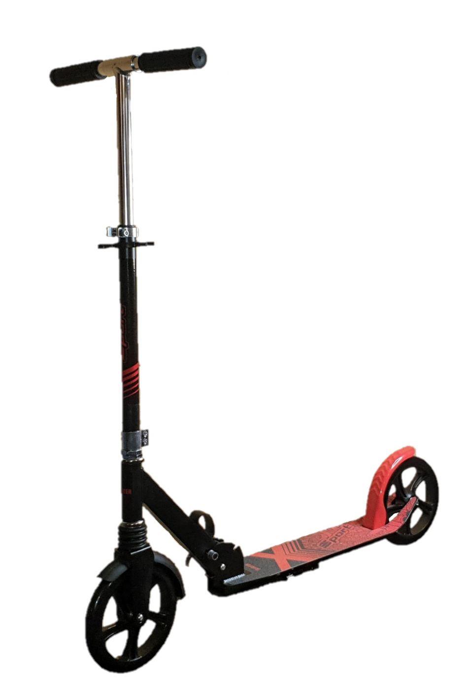 S00577 Самокат городской Scooter Urban Sport для взрослых и подростков складной