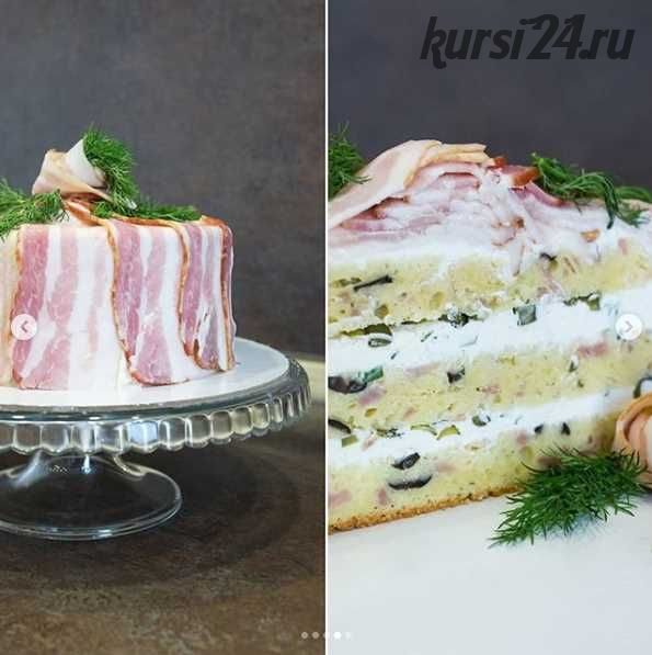 Мужской торт (Галина Егиазарян)