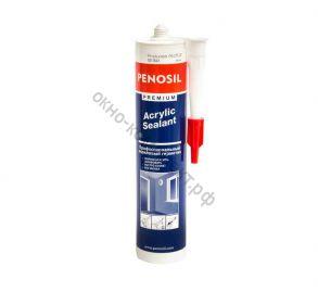 Герметик акриловый всесезонный  белый  Penosil  310мл