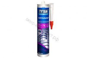 Герметик Tytan Euro-Line Силиконовый Нейтральный бесцветный 290мл