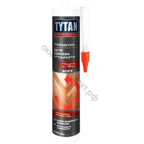 Герметик Tytan Professional  Акриловый для дерева и паркета венге 310мл
