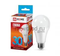Лампа светодиодная LED-A70-VC 30Вт 230В Е27 4000К 2700Лм IN HOME