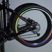Наклейки на обод велосипеда светоотражающие 8 шт_3