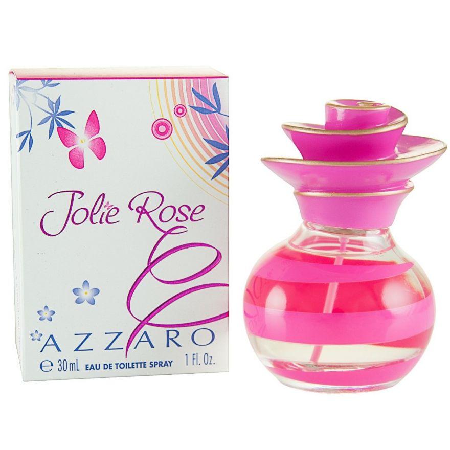 Azzaro Туалетная вода Jolie Rose, 80 ml