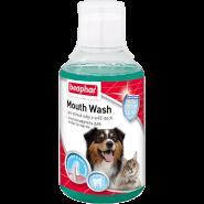 Beaphar Mouth Wash Ополаскиватель для полости пасти, 250 мл