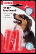 Beaphar Зубная щетка для собак на палец