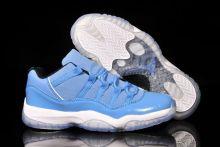 Кроссовки баскетбольные AIR JORDAN 11 RETRO LOW  Blue