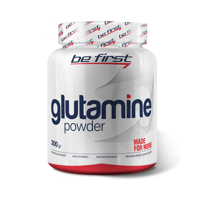 Glutamine Powder от Be Firsrt, 300 грамм