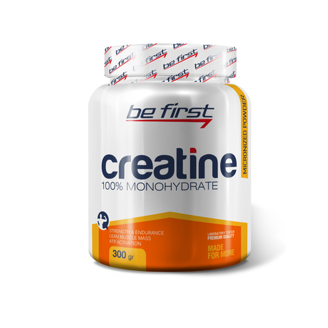 Creatine Micronized Powder от Be First, 300 грамм