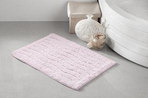 """Коврик для ванной """"MODALIN"""" AREN 40x60 см 1/1 Розовый"""