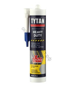 Клей монтажный Tytan Professional Heavy Duty бежевый 310мл