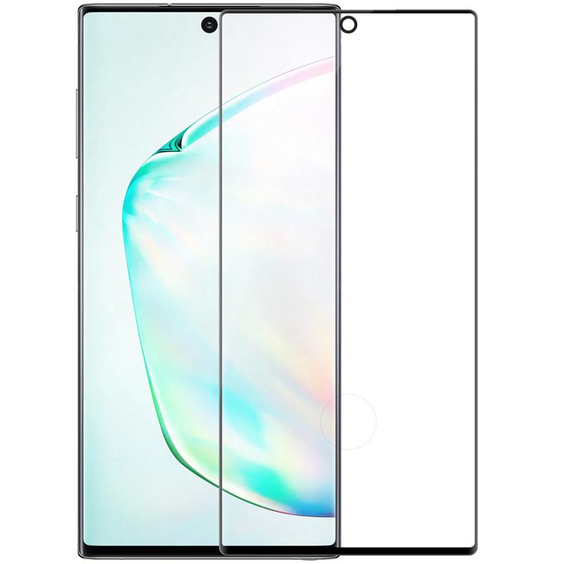 Защитное стекло для Samsung Galaxy Note 10+ 3D