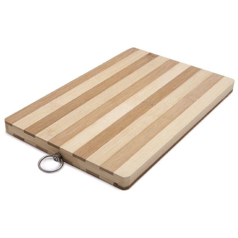 Разделочная доска из бамбука 20х30 см