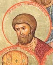 Икона Николай Садовский священномученик