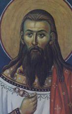 Икона Николай Цветков священномученик