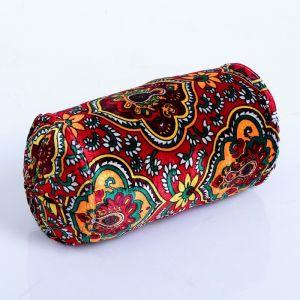 Подушка-валик узбекская разноцветная 25*53 см 3911788