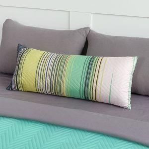 Подушка декоративная Экономь и Я «Эко-стиль» 30?80 см, 100% полиэстер