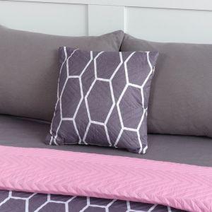 Подушка декоративная Экономь и Я «Ритм» 40?40 см, 100% полиэстер