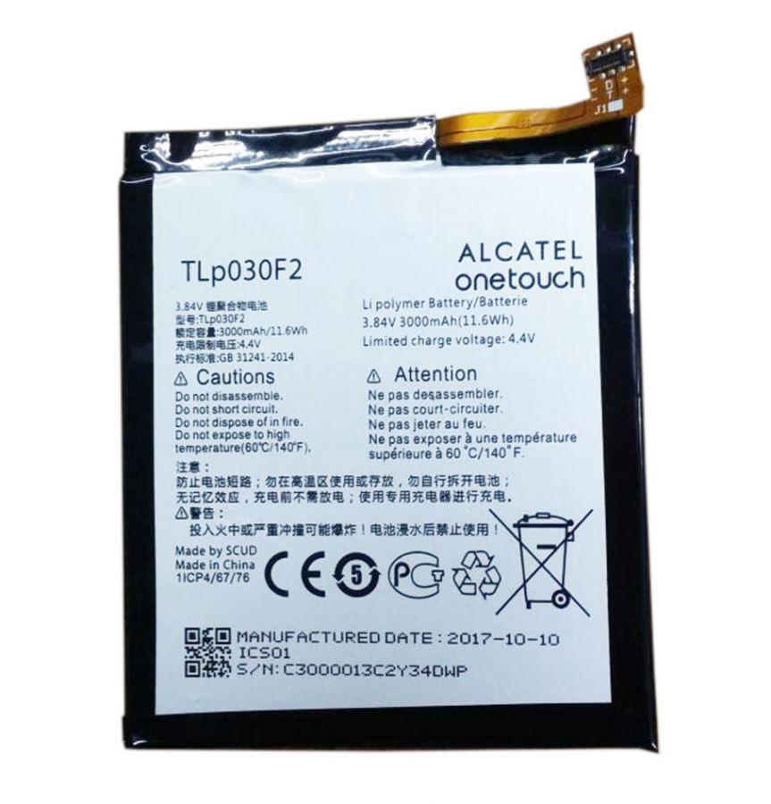 Аккумулятор Alcatel 6070K Idol 4S (TLp030F1/TLp030F2) Оригинал