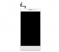 LCD (Дисплей) Alcatel 9008D A3 XL (в сборе с тачскрином) (white) Оригинал