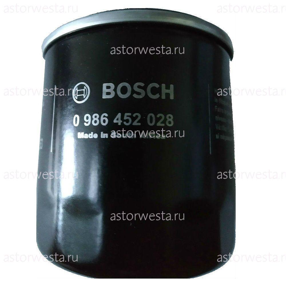 Фильтр масляный BOSH 0986452028