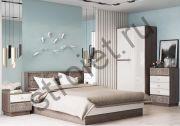 Спальня модульная Эстетика