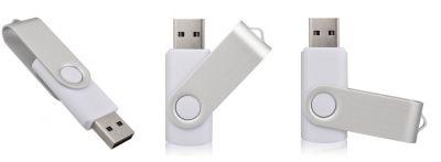 64GB USB3.0-флэш корпус для флешки Apexto U206, белая