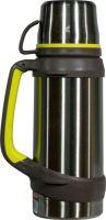 Термос для напитков Steel Travel из нержавеющей стали 2 литра