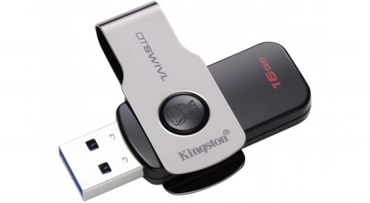 USB накопитель 3.1 Kingston 16GB  SWIVL